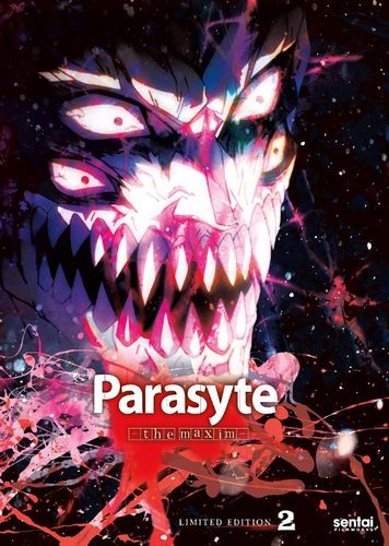 Parasyte: The Maxim: Collection 2 [Limited Edition Box Set] [Blu-ray/DVD] 30968344