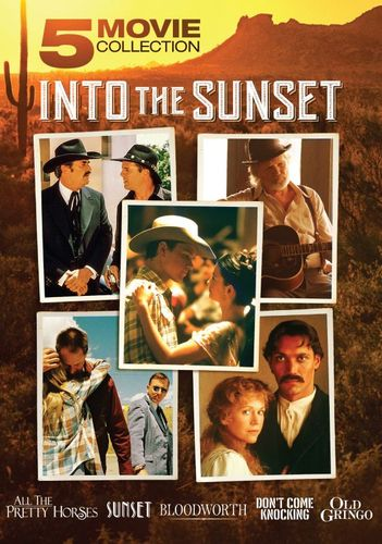 Into the Sunset: 5 Movie Collection [2 Discs] [DVD] 30997286
