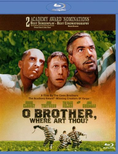 O Brother, Where Art Thou? [Blu-ray] [2000] 3100064