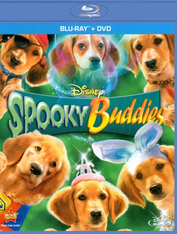 Spooky Buddies [2 Discs] [Blu-ray/DVD] [2011] 3100073