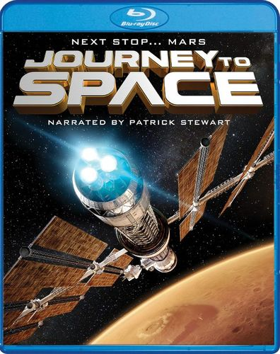 IMAX: Journey to Space [Blu-ray] [2015] 31002267