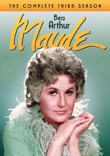 Maude: The Complete Fifth Season [3 Discs] [DVD] 31003151