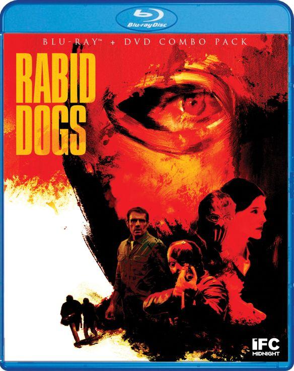 Rabid Dogs [Blu-ray] [2 Discs] [2015] 31003202