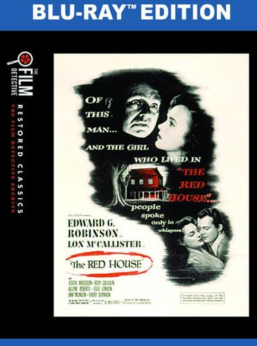 The Red House [Film Detective Restored Version] [Blu-ray] [1947] 31003501