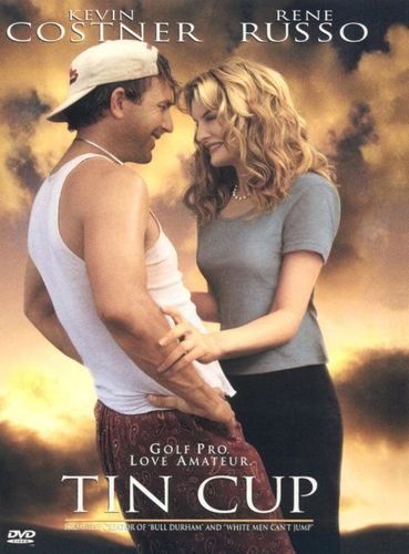 Tin Cup [DVD] [1996] 3101823