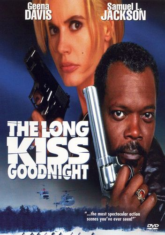 The Long Kiss Goodnight [DVD] [1996] 3101832