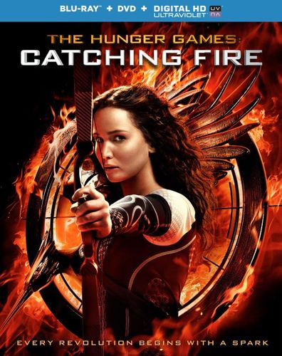 The Hunger Games: Catching Fire [Includes Digital Copy] [Blu-ray] [2013] 3104002