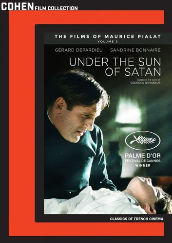 The Films of Maurice Pialat Volume 2: Under the Sun of Satan [DVD] [1987] 31045317