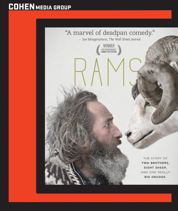 Rams [Blu-ray] [2015] 31045335