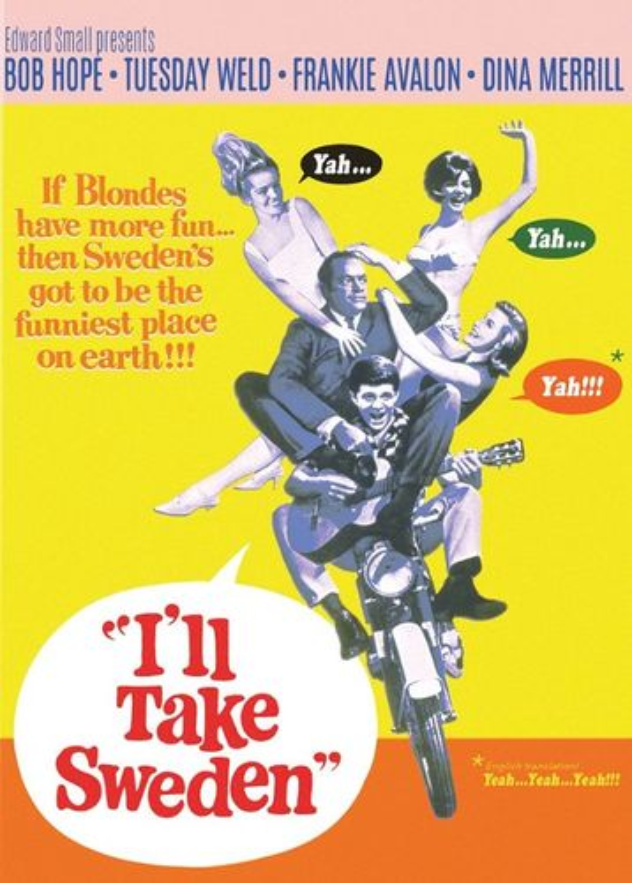 I'll Take Sweden [DVD] [1965] 31049254