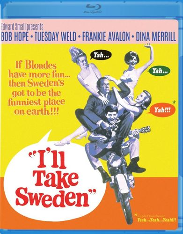 I'll Take Sweden [Blu-ray] [1965] 31049263