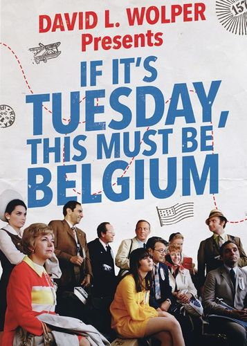 If It's Tuesday, This Must Be Belgium [DVD] [1969] 31049272