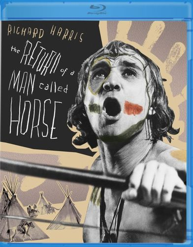 The Return of a Man Called Horse [Blu-ray] [1976] 31049386