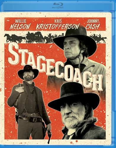 Stagecoach [Blu-ray] [1986] 31049419