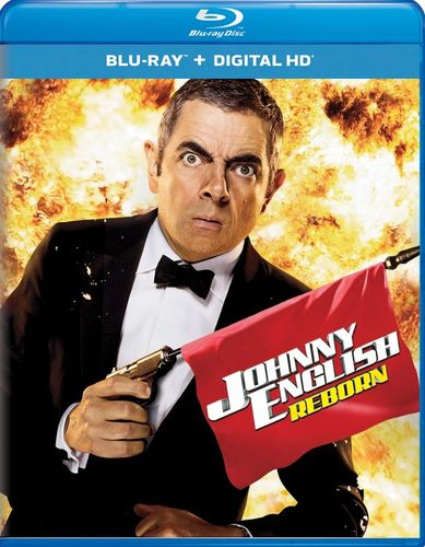 Johnny English Reborn [Includes Digital Copy] [UltraViolet] [Blu-ray] [2011] 31050242
