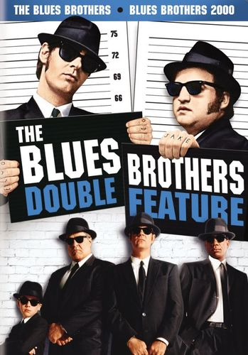 The Blues Brothers Double Feature [2 Discs] [DVD] 31050279
