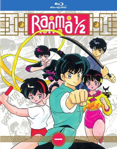 Ranma 1/2: Set 1 [Blu-ray] [3 Discs] 31061337