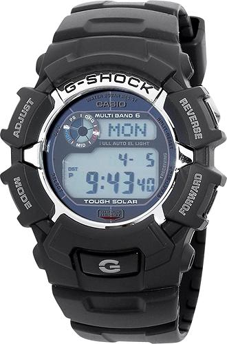 Casio GW2310-1 Men's G-Shock Solar Atomic Digital Sports Watch Black
