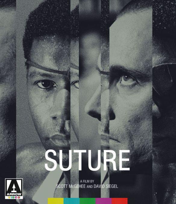 Suture [Blu-ray/DVD] [2 Discs] [1993] 31100676