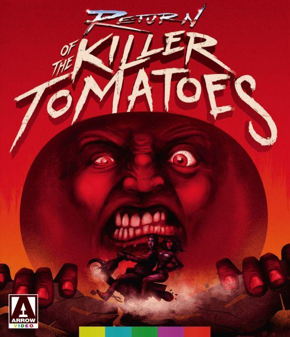 Return of the Killer Tomatoes! [Blu-ray] [1988] 31100685