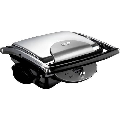 DeLonghi Retro Panini Maker - Stainless Steel - CGH800