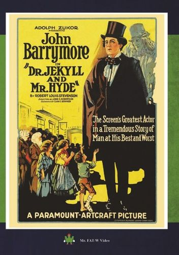 Dr. Jekyll and Mr. Hyde [DVD] [1920] 31130397