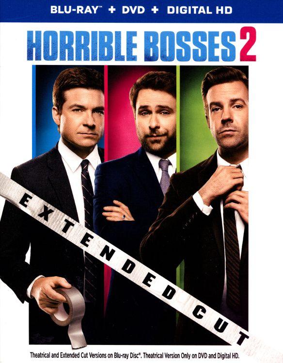 Horrible Bosses 2 [Blu-ray] [2014] 31130755