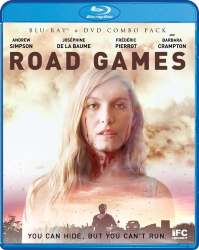 Road Games [Blu-ray/DVD] [2 Discs] [2015] 31152766