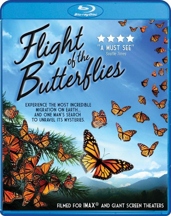 IMAX: Flight of the Butterflies [Blu-ray] [2012] 31152811