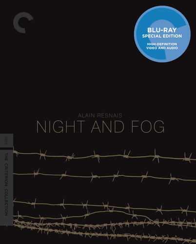 Night and Fog [Criterion Collection] [Blu-ray] [1955] 31181478