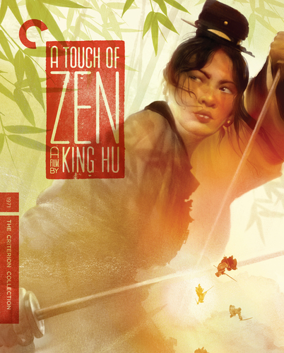 A Touch of Zen [Criterion Collection] [Blu-ray] [1971] 31181558
