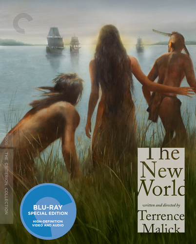 The New World [Criterion Collection] [Blu-ray] [3 Discs] [2005] 31181576