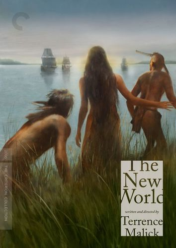 The New World [Criterion Collection] [4 Discs] [DVD] [2005] 31181585