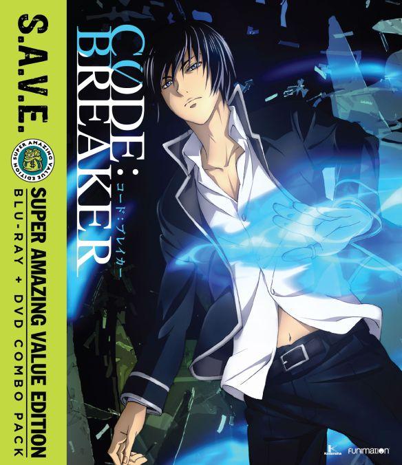 Code: Breaker: The Complete Series [S.A.V.E.] [Blu-ray] 31195264