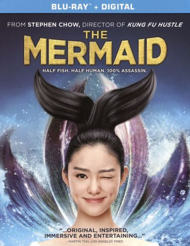 The Mermaid [Includes Digital Copy] [UltraViolet] [Blu-ray] [2016] 31204254