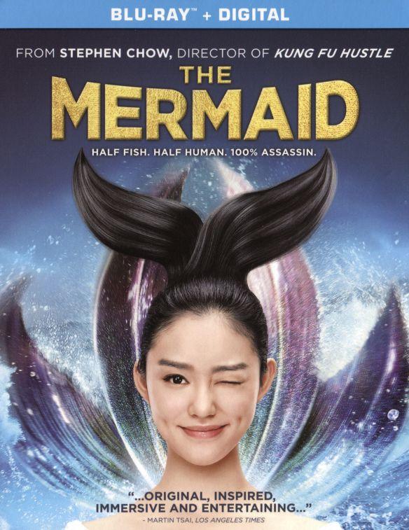 The Mermaid [Includes Digital Copy] [UltraViolet] [Blu-ray] [2016] 31204254