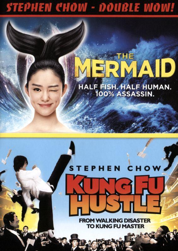 Kung Fu Hustle/The Mermaid [DVD] 31204331