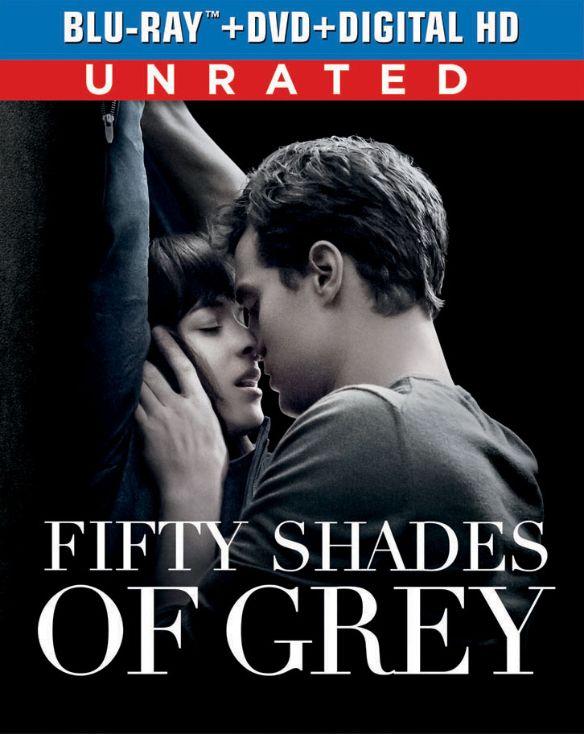 Fifty Shades of Grey [2 Discs] [Includes Digital Copy] [UltraViolet] [Blu-ray/DVD] [2015] 3121043