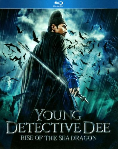 Young Detective Dee: Rise of the Sea Dragon [Blu-ray] [2013] 3122006