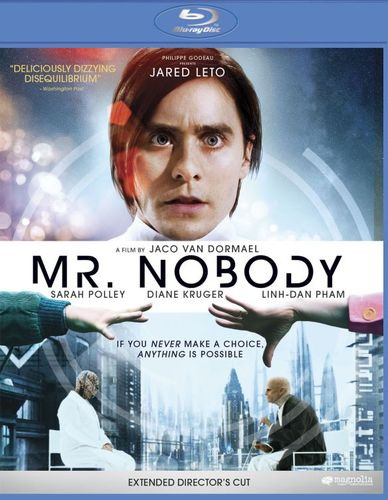 Mr. Nobody [Blu-ray] [2009] 3122042