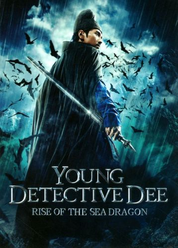 Young Detective Dee: Rise of the Sea Dragon [DVD] [2013] 3122051