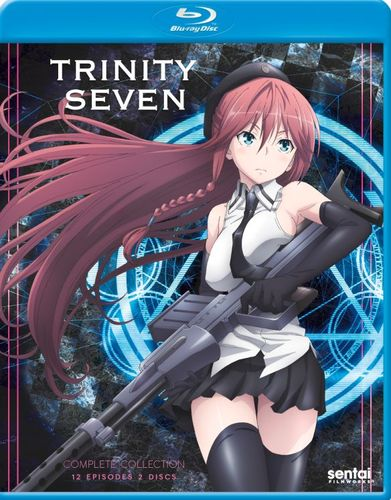 Trinity Seven: The Complete Collection [Blu-ray] [2 Discs] 31223352