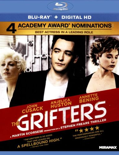 The Grifters [Blu-ray] [1990] 3123243
