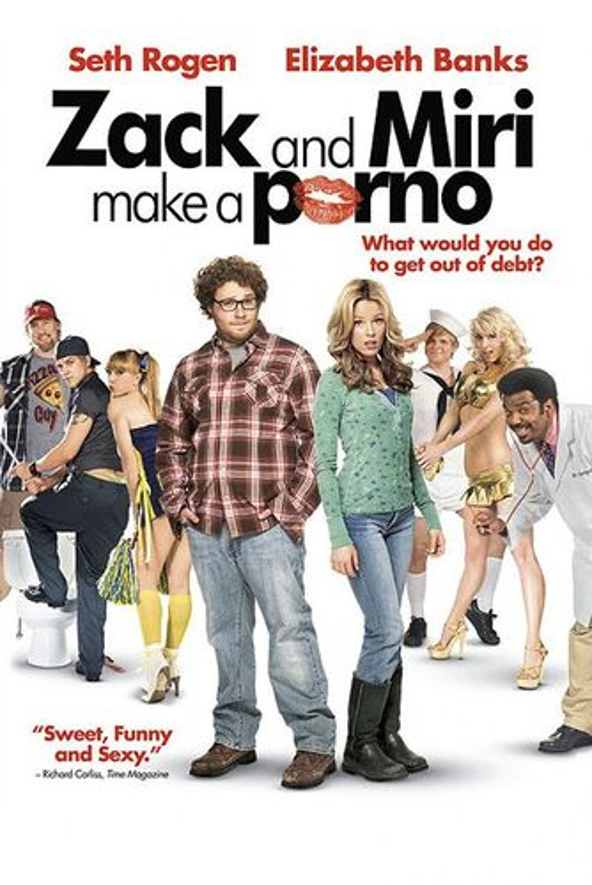 Zack and Miri Make a Porno [DVD] [2008] 31274963