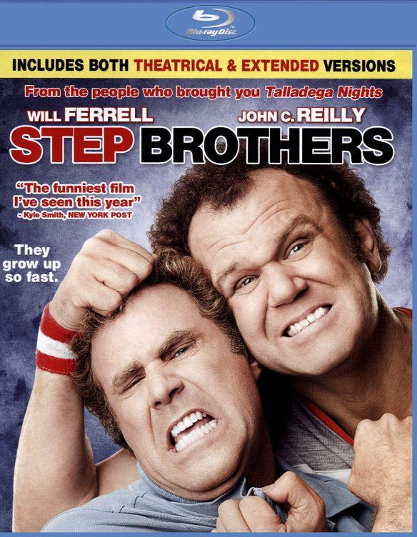 Step Brothers [Blu-ray] [2008] 31279145