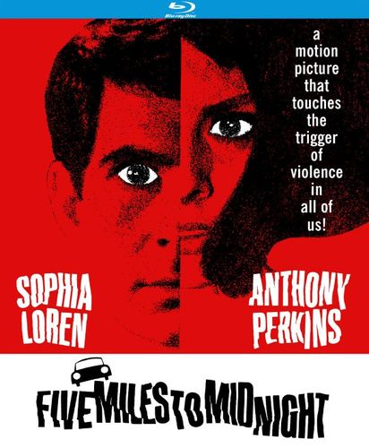 Five Miles to Midnight [Blu-ray] [1962] 31300334