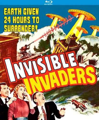 Invisible Invaders [Blu-ray] [1959] 31300352