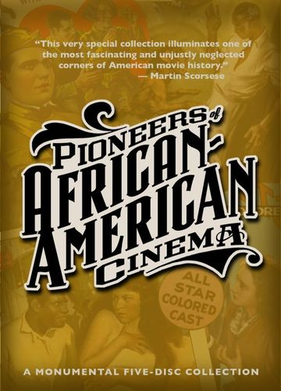 Pioneers of African-American Cinema [5 Discs] [DVD] 31300398