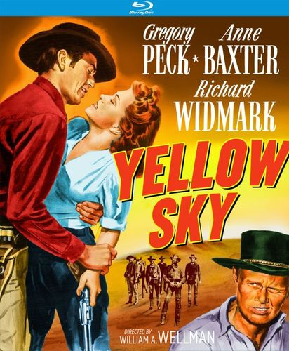Yellow Sky [Blu-ray] [1948] 31300538