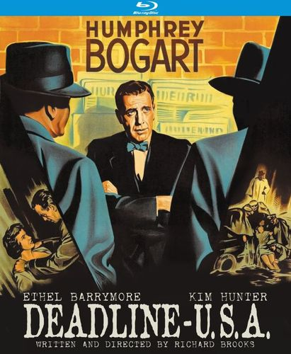 Deadline U.S.A. [Blu-ray] [1952] 31300574